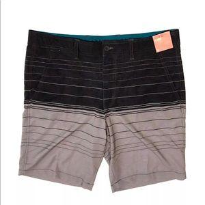 Mossimo Hybrid board shorts swim